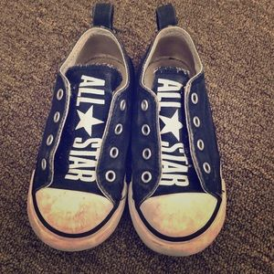 Converse Kids Shoes with Verclo